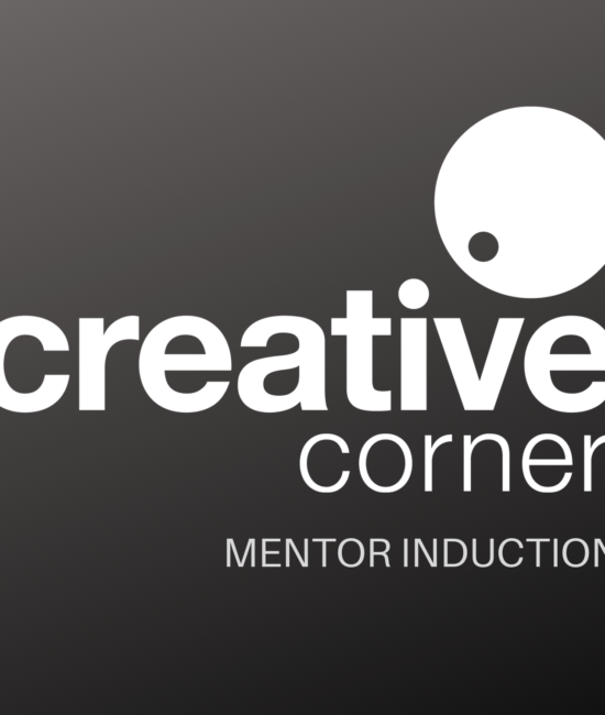 Creative Corner Mentor Induction 2