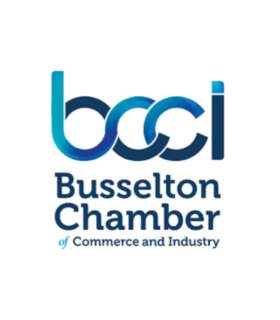 Group logo of Busselton Chamber of Commerce and Industry